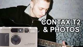 Contax T2 35mm Film Camera Updated Review