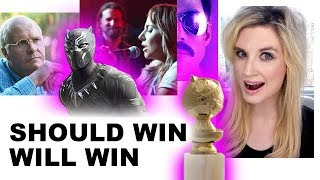 Golden Globes 2019 Nominations & Predictions