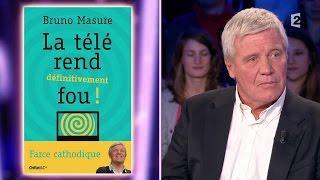 Bruno Masure - On n'est pas couché 3 octobre 2015 #ONPC