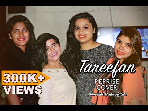 Download Lagu  Tareefan - Veere Di Wedding   Reprise   Lisa Mishra   Baadshah   Cover by Amrita Bharati Mp3 Free