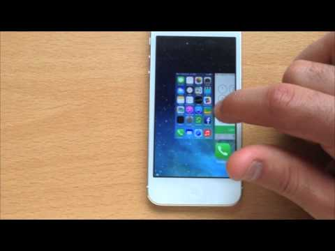 Review iOS 7 iPhone 5 Español (Castellano)