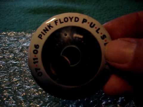 pink floyd pulse cd. Pink Floyd PULSE Blinking Red Light Button DVD Promo #03. Pink Floyd PULSE Blinking Red Light Button DVD Promo #03