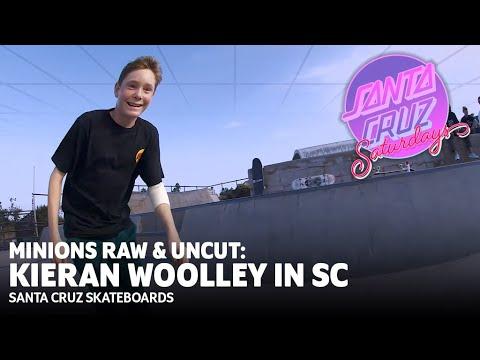 From OZ to SC! Kieran Woolley | Santa Cruz Saturdays