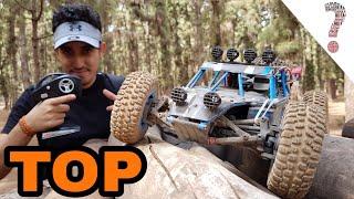 إكتشف سرعة هذه السيارة اللاسلكية !؟ - شيء خيالي !! | RC CAR REVIEW #EP 112