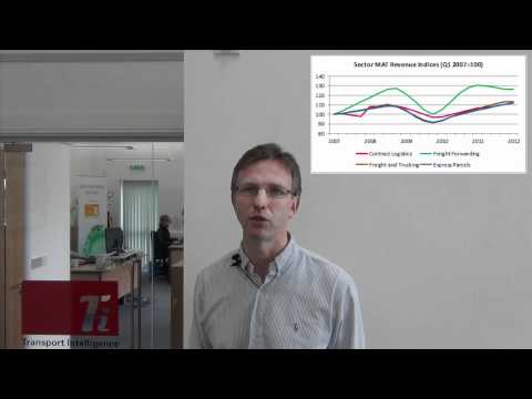 Transport and Logistics Financial Ratio Analysis 2012