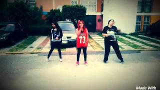 4Minute Hate Dance Cover DreamK (ensayo#1)