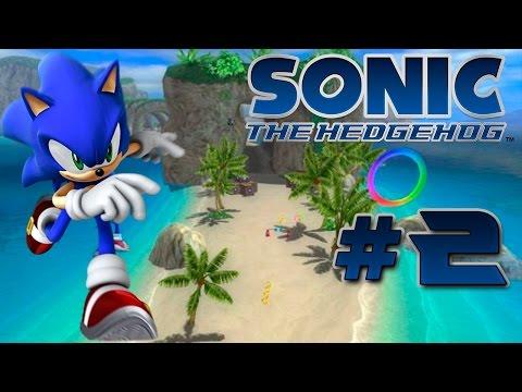 Sonic The Hedgehog 2006 - Прохождение: Часть 2