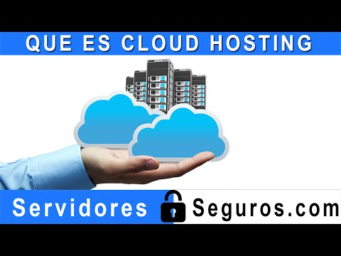 QUE ES CLOUD HOSTING