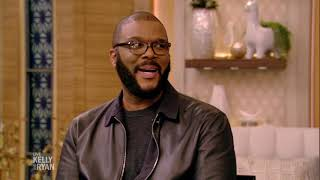 "Tyler Perry's Son is a ""Threenager"""