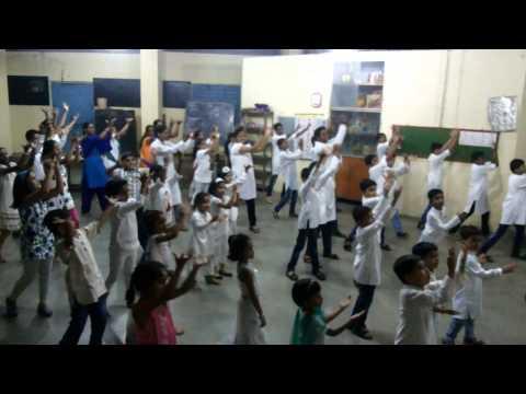 suno gor se duniya walo dance.15082013 CBD Cls