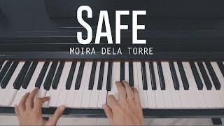 Safe - Moira Dela Torre (Piano Cover)