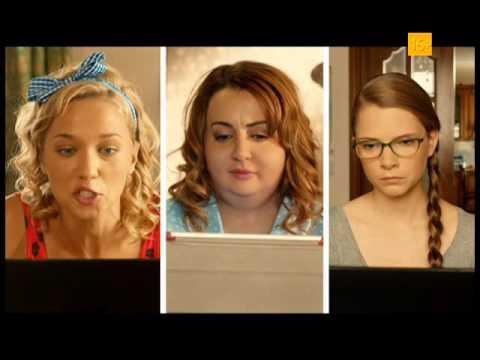 Промо-ролик для СТС: Анжелика - новый сезон - Не раздавить