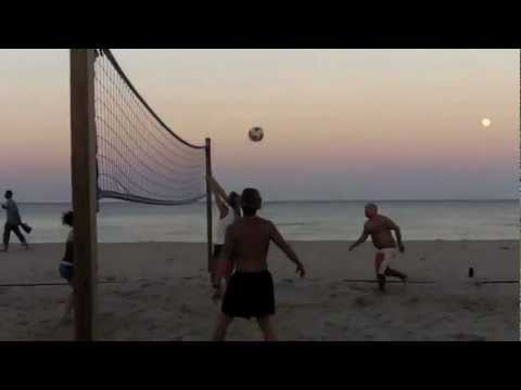 Hollywood Beach Volleyball