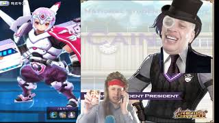Knights Chronicle Parody Netmarble Ceo Reacts to Cosplay Clash Event