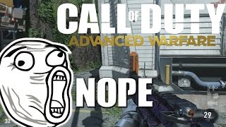 A Whole Lot Of Nope! (Call Of Advanced Warfare)