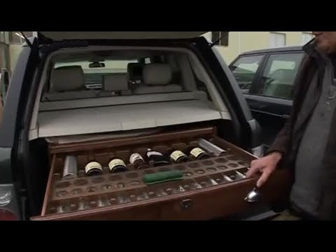 Jeremy's Drinks Cabinet - Top Gear - BBC