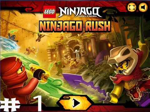 #1 Ninjago Rush นินจา เลโก้