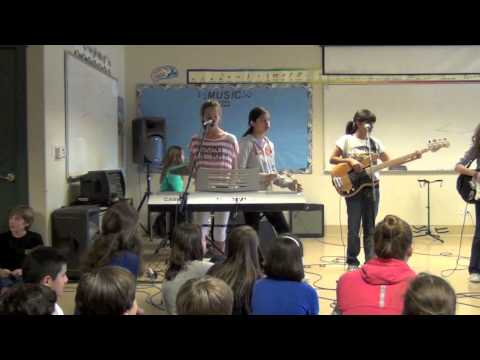 Blue Oak School Middle School Music