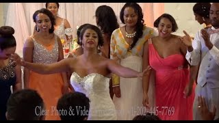 Touching Moments in Ethiopian Wedding