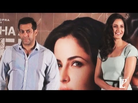Mashallah Song Launch Event  - Salman Khan & Katrina Kaif - Part 1 - Ek Tha Tiger