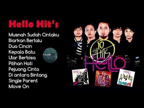 Lagu Galau Terpopuler Hit's Hello Band