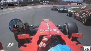 F1 Onboard | F1 Fernando Alonso's Top 15 Starts