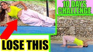 5 Stomach Exercise To Lose Belly Fat For Women At Home     FLAT STOMACH DIET & WORKOUT