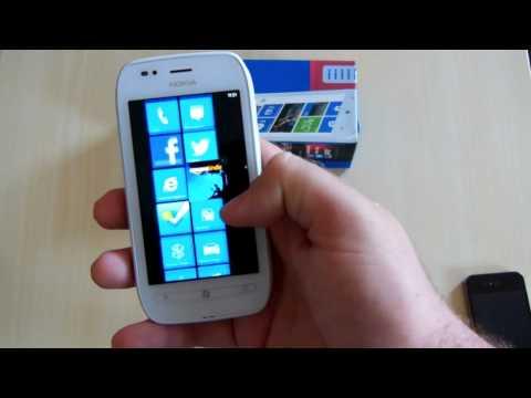 Primeiras Impressões em Vídeo: Nokia Lumia 710
