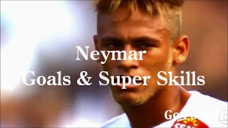 Neymar - Santos FC - Super Skills , Tricks & Goals 2012 - 2013 HD ~ ネイマール スーパープレイ集