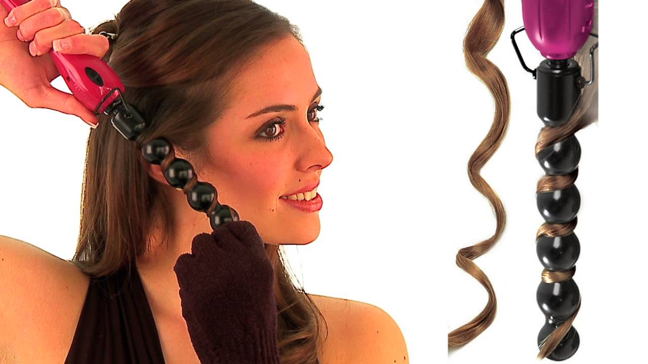 How to Curl Your Hair with a Pencil