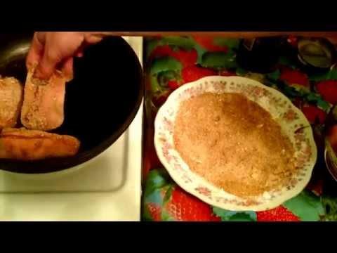 Как приготовить молоки лососевых - видео
