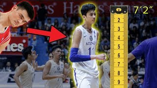 """How Good Is 7'2"""" 16 Year Old KAI SOTTO Actually?"""