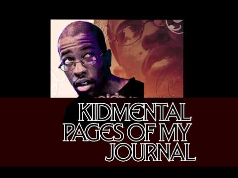kidmental - The Amateur - Pages of My Journal