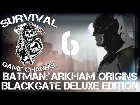 ЭЛЕКТРИЧЕСКИЕ ПЛИТЫ — Batman: Arkham Origins Blackgate Deluxe Edition прохождение [1080p] Часть 6