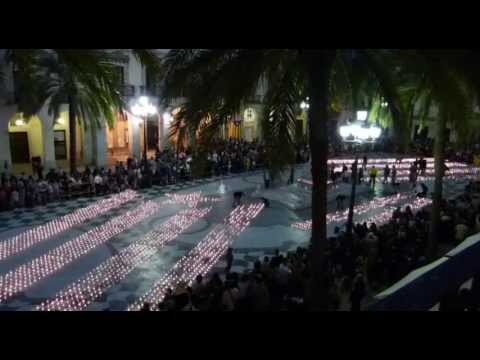 ENCN LA FLAMA - 11 MAIG 2013 - VILANOVA I LA GELTR