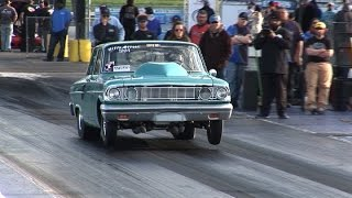 ULTRA Cool Ford Fairlane ALL MOTOR!