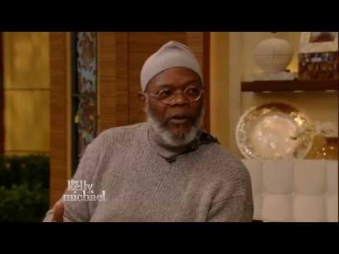 Samuel L Jackson on Kelly and Michael