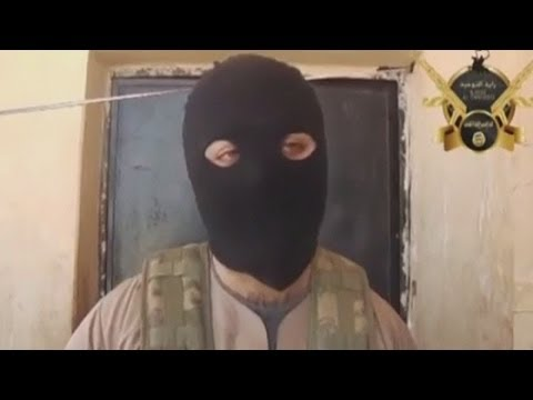 British 'jihadists' give tour of living quarters in Syria