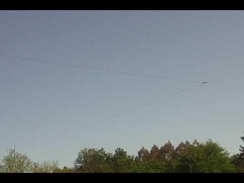 antena delta loop 40 metros descripción
