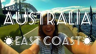 AUSTRALIA EAST COAST TRAVEL MONTAGE // Sydney to Cairns
