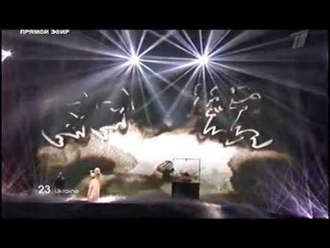 EUROVISION 2011 - UKRAINE - Mika Newton - Мика Ньютон - Angel