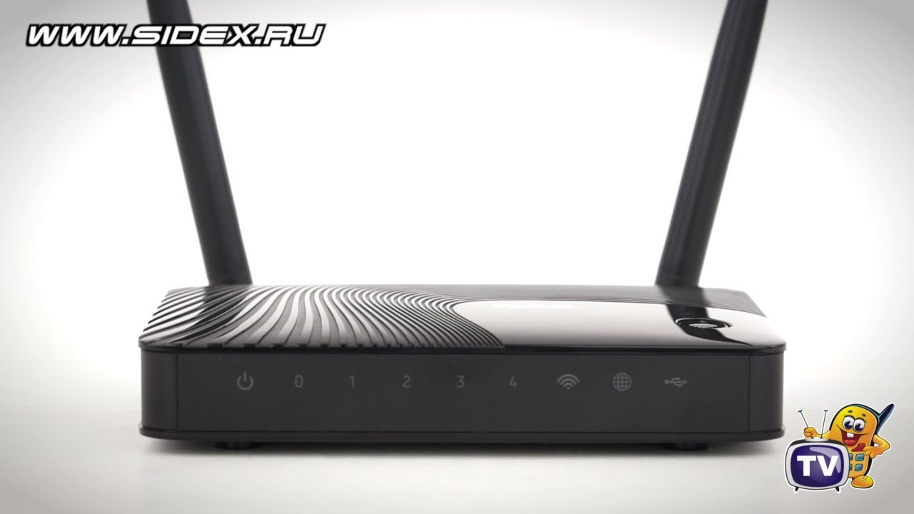 Mobile-review com Интернет-центр ZyXEL Keenetic GIGA II