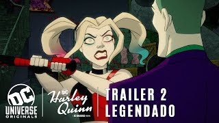 Harley Quinn • Trailer 2 Legendado