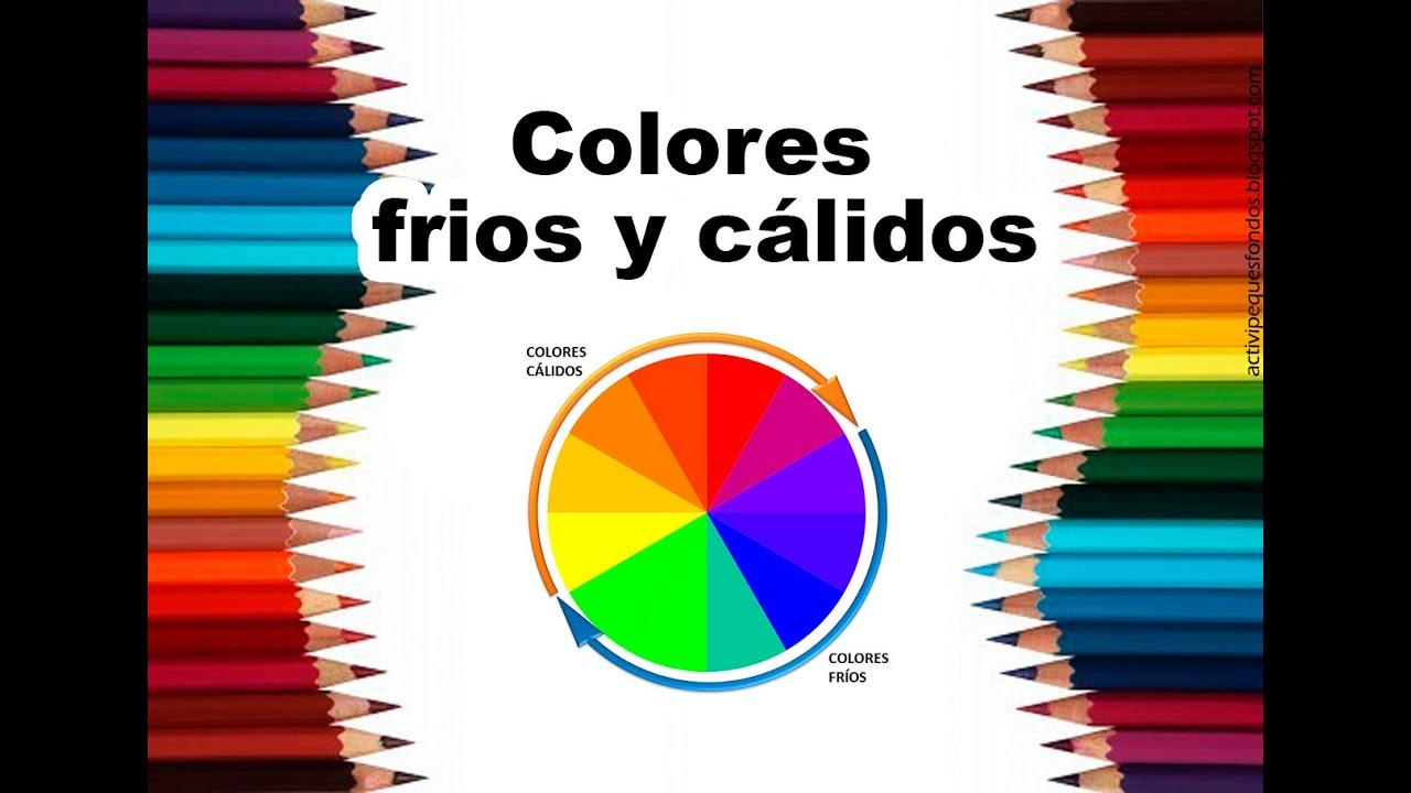 - Colores frios y colores calidos ...