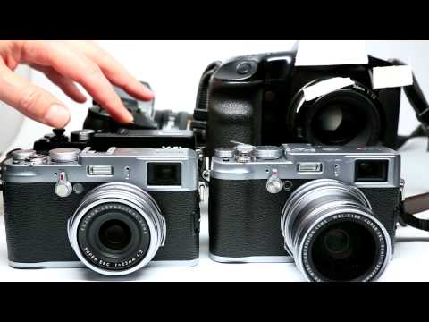 Fujifilm X100s Shutter Sound Vs Other Cameras