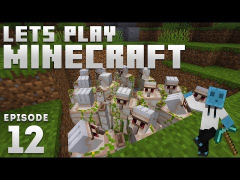 iJevin Plays Minecraft - Ep. 12: EPIC RESULTS! (1.14 Minecraft Let's Play)