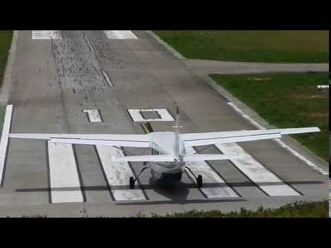 ST BARTHELEMY AIRPORT