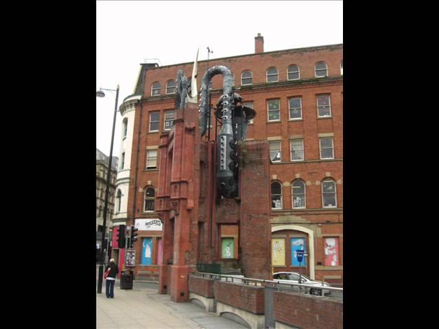 Via Europa presenta Manchester - Gran Bretagna