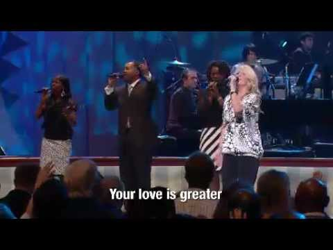 Lakewood Church Worship - 11/13/11 11am - Awesome God (feat. Danny Gokey) - Hosanna (Planetshakers)