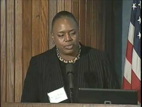 Money in Politics 2009 | Nicole Austin-Hillery Video